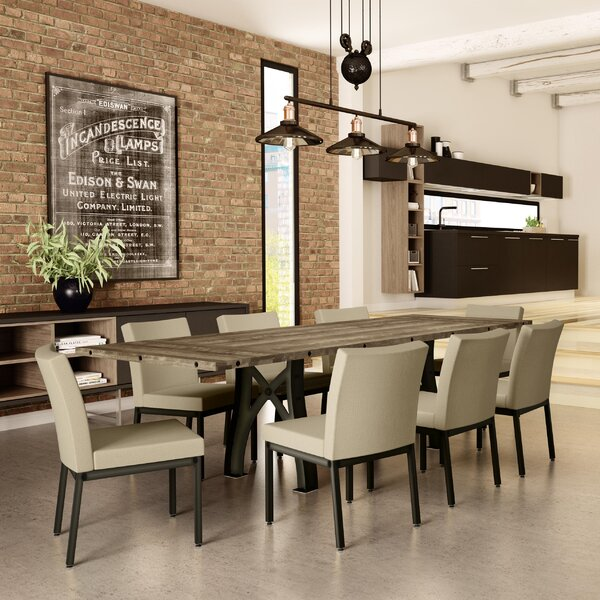 Everly 9 Piece Extendable Dining Table by 17 Stories