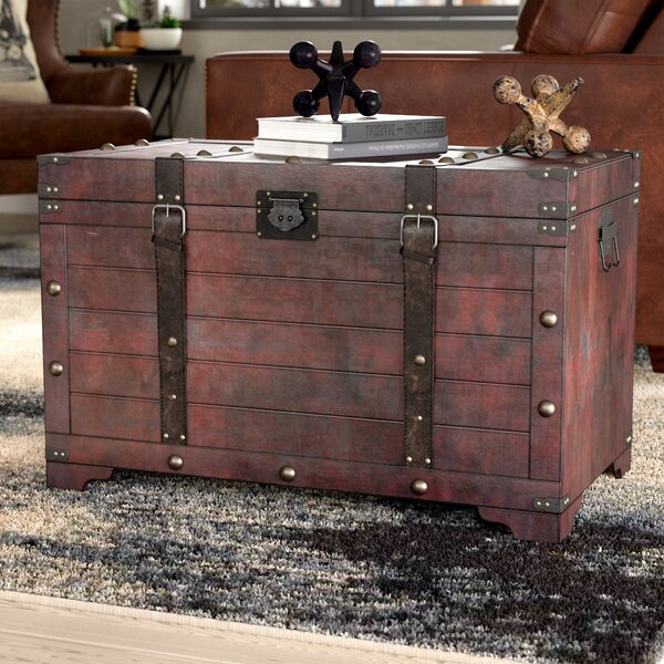 Pierre Coffee Table with Storage by Williston Forge