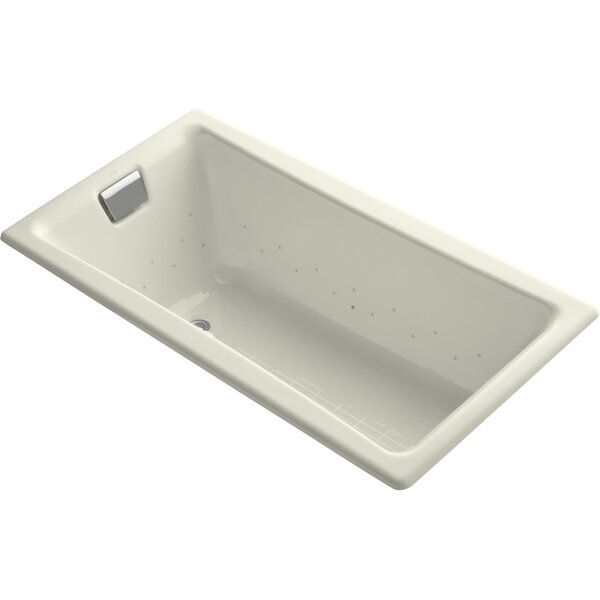 Tea-For-Two 60 x 36 Air Bathtub by Kohler
