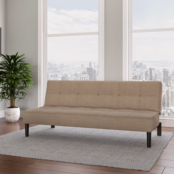Aadhya Convertible Sofa by Latitude Run