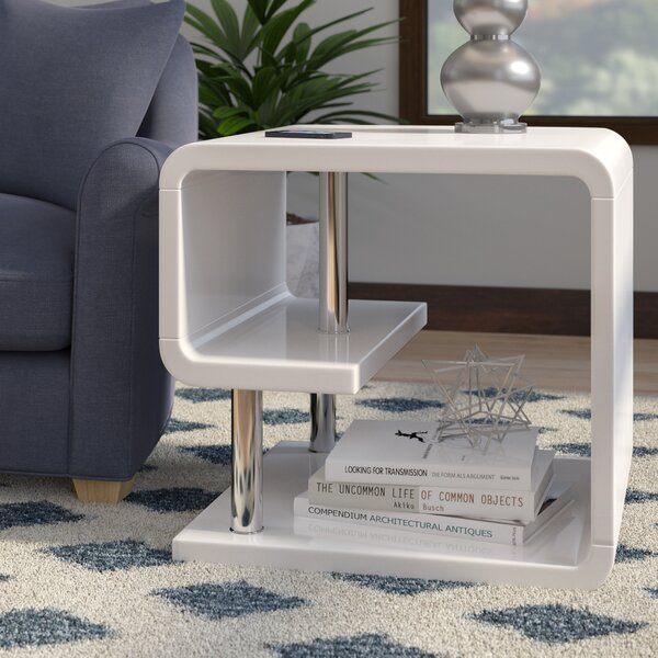 Luther End Table By Wade Logan