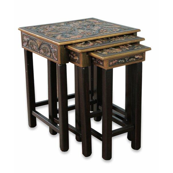 3 Piece Nesting Tables by Novica