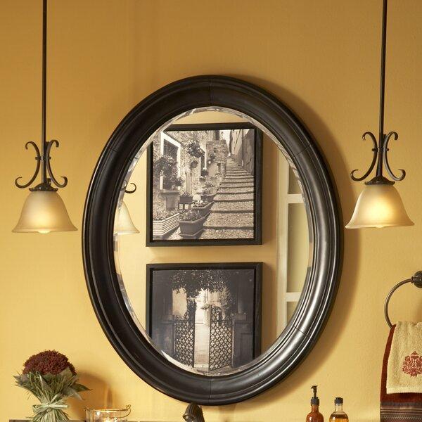 Guild Hall Large Vanity Mirror by Kaco International