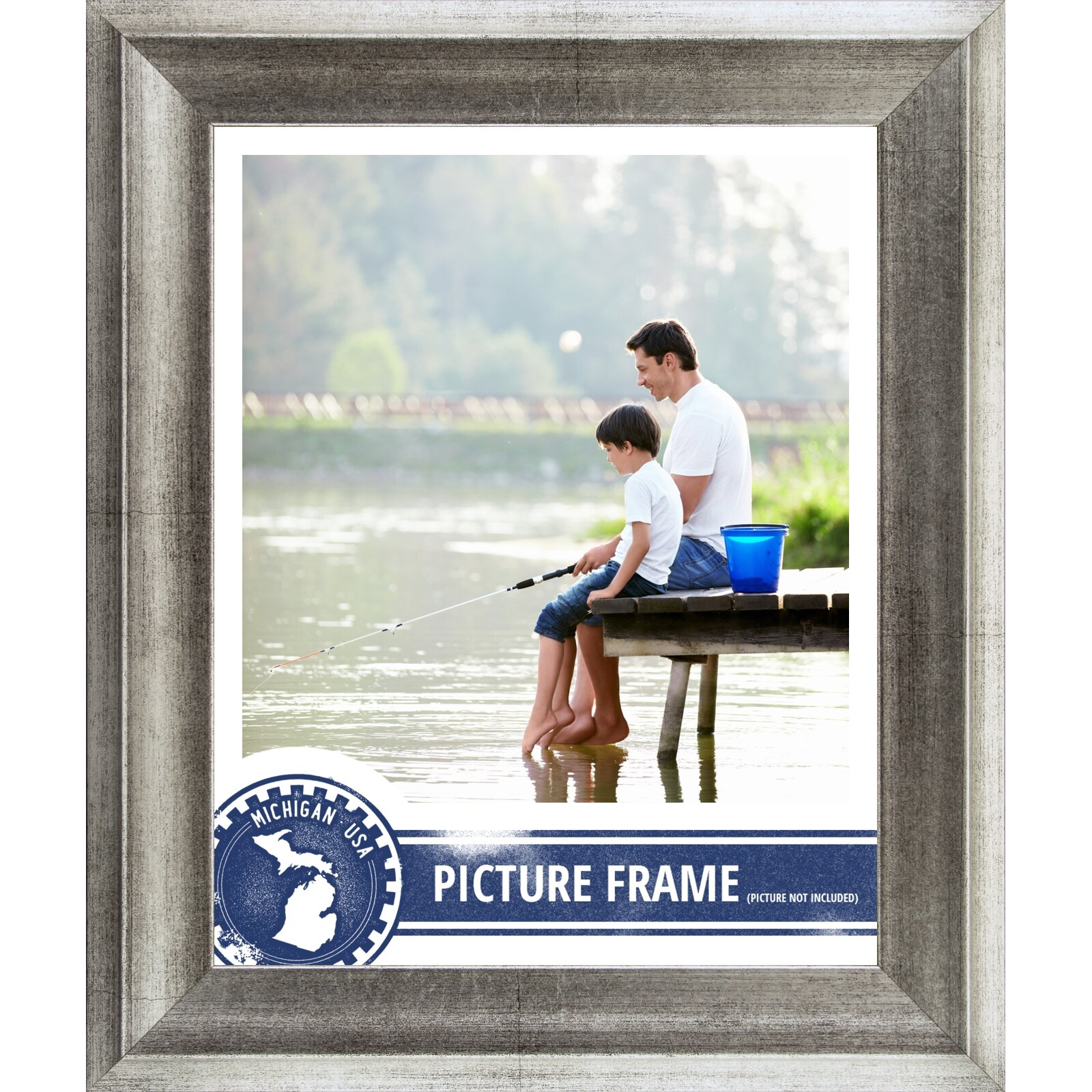Craig frames inc 15 wide distressed picture frame poster craig frames inc 15 wide distressed picture frame poster frame reviews wayfair jeuxipadfo Images