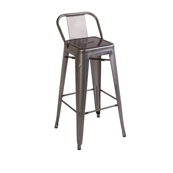Geraldton 29.92 Bar Stool by Stilnovo