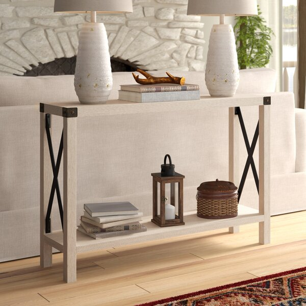 Best Reviews Arsenault Urban 46 Console Table by Foundry Select