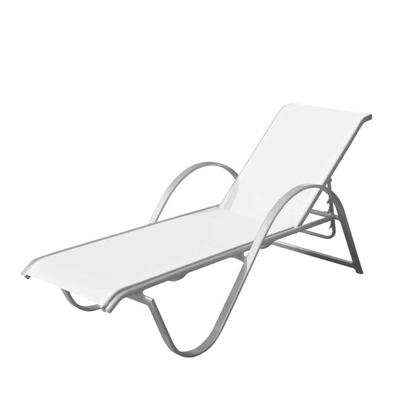 Jody Reclining Chaise Lounge by Ivy Bronx