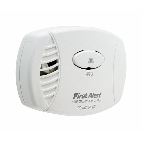 Plug-In Electrochemical Carbon Monoxide Alarm by First Alert