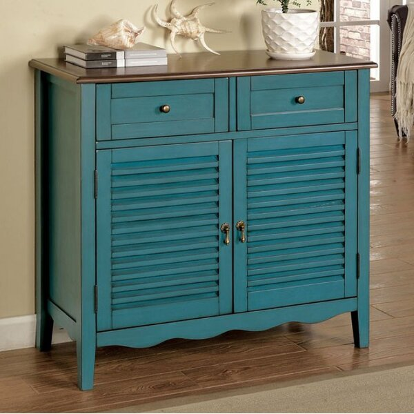 Kalel 2 Drawer Accent Cabinet by Highland Dunes