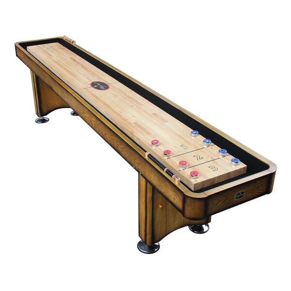 Georgetown Shuffleboard in Honey by Playcraft