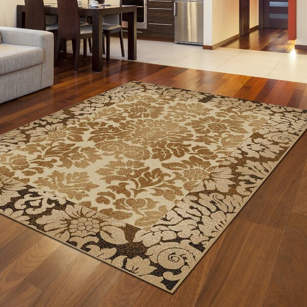 Gabrielson Ivory Area Rug by Astoria Grand