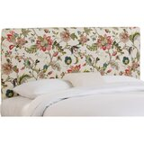 Athanas Upholstered Panel Headboard by Charlton Home®
