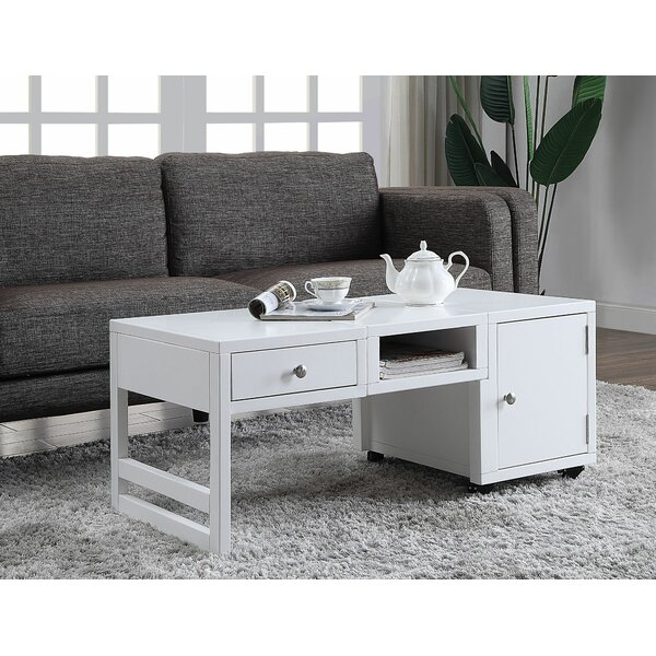 Amett Coffee Table With Storage By Latitude Run