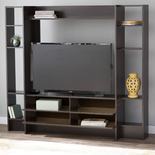 Everett Entertainment Center by Zipcode Design