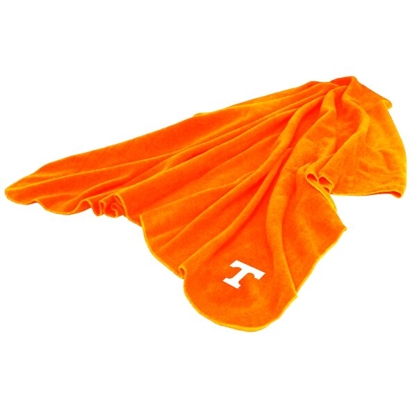 NCAA Team Huddle Throw by Logo Brands