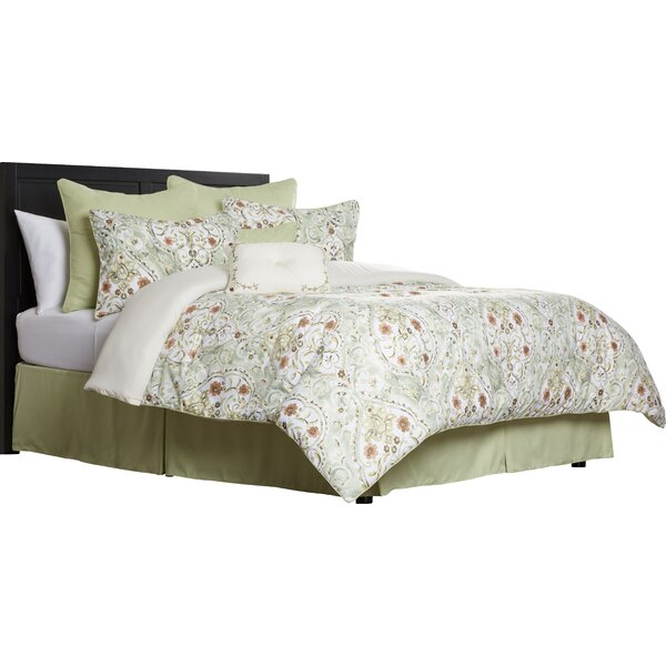 Junia 8 Piece Comforter Set by Ophelia & Co.