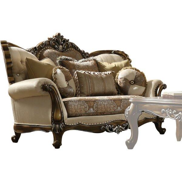 Meyer Upholstered Loveseat by Astoria Grand