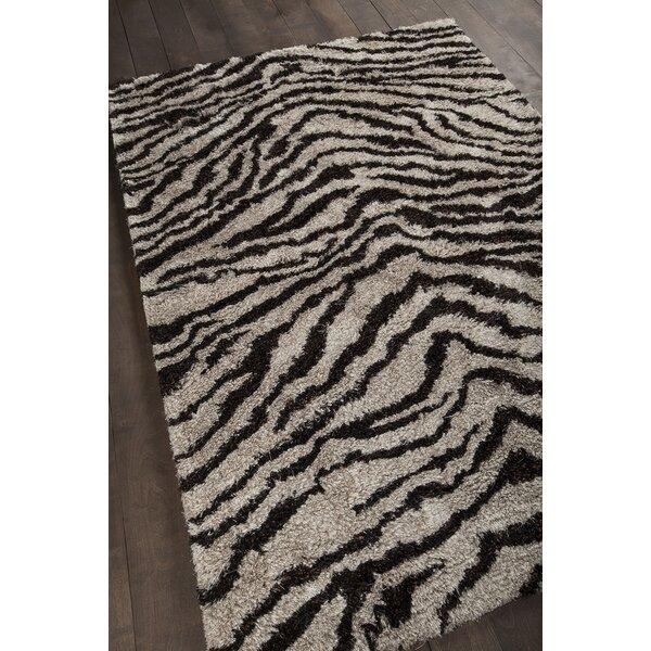 Vanetta Black / Gray Area Rug