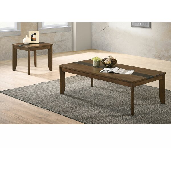 Chartres 2 Piece Coffee Table Set By Winston Porter