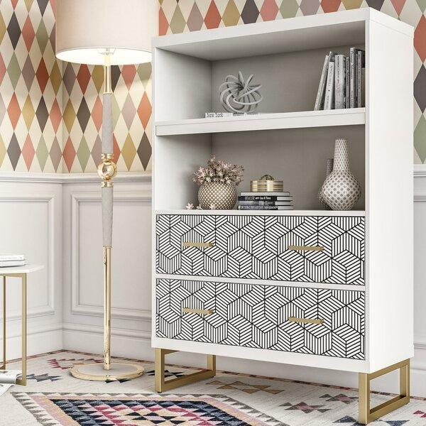 Scarlett Standard Bookcase By CosmoLiving By Cosmopolitan