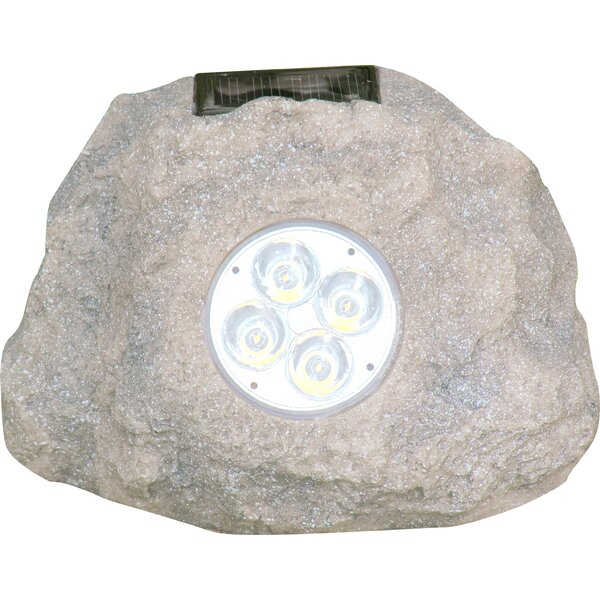 Solar 4-Light Spot Light (Set of 3) by Homebrite Solar