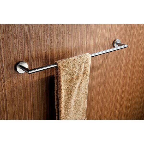Caster 2 23.07 Wall Mounted Towel Bar by ANZZI