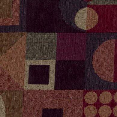 Kaleidoscope Futon Slipcover by Blazing Needles