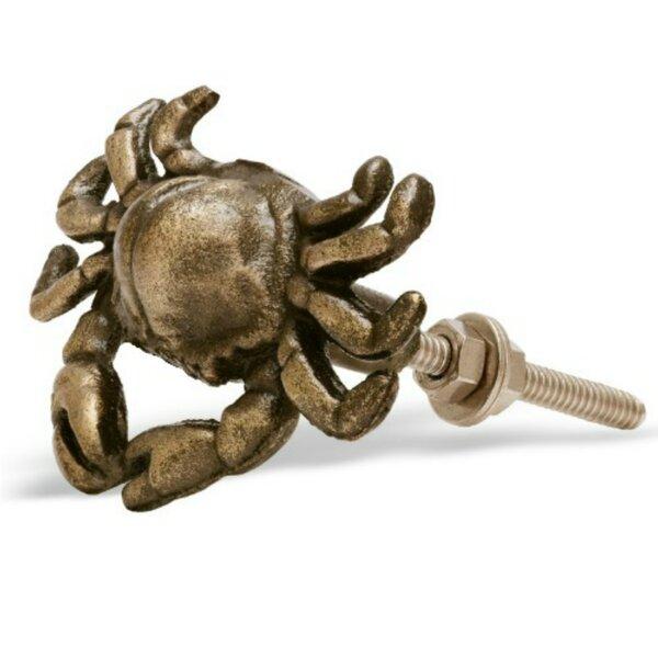Crab Novelty Knob by MarktSq