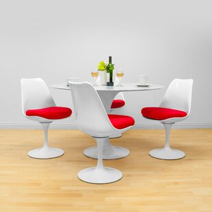 Crandell 5 Piece Dining Set By Orren Ellis