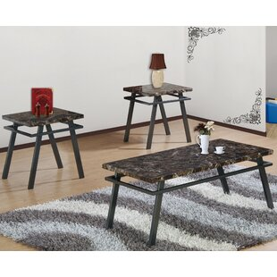 3 Piece Coffee Table Set ByBest Quality Furniture