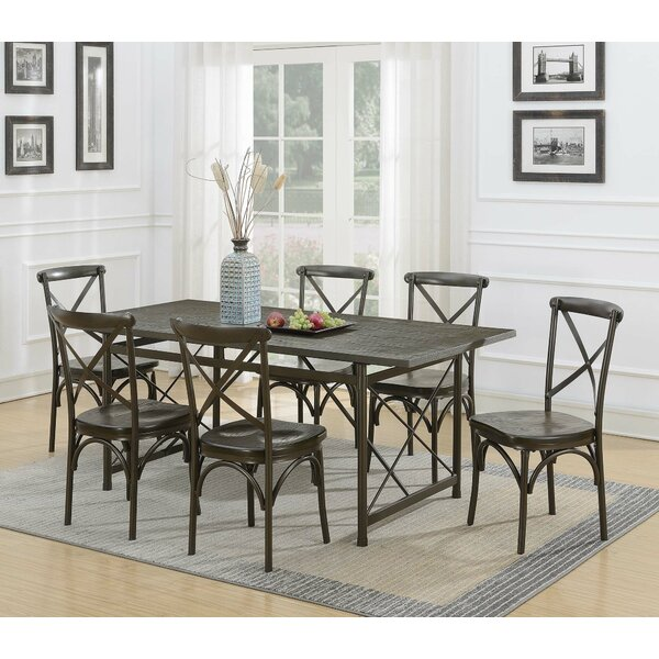 Carrol 3 Piece Dining Set by Williston Forge