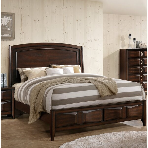 Cracraft Standard Bed by Darby Home Co Darby Home Co