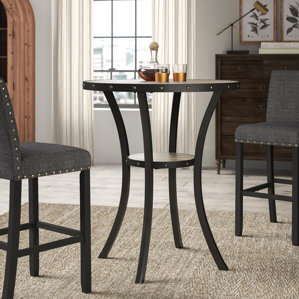 Haysi Pub Table by Greyleigh