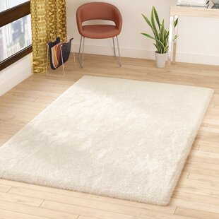 Shopping for Surry Hand-Woven White Area Rug By Wade Logan