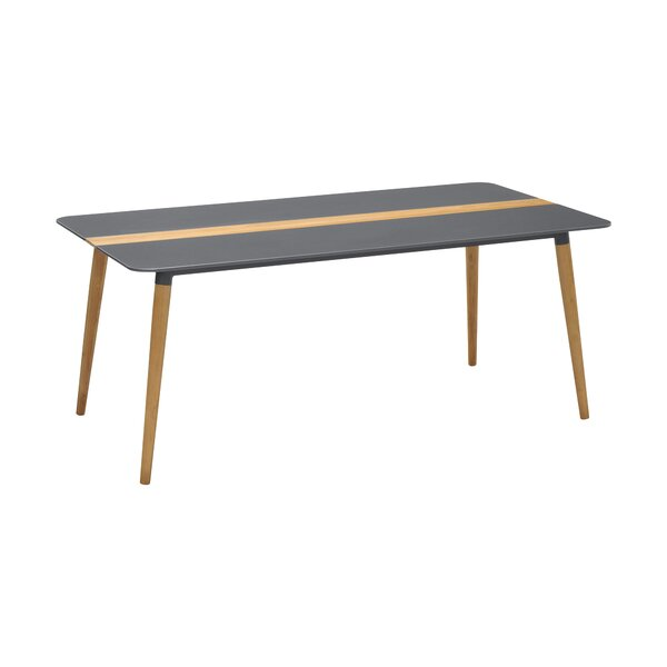 Ipanema Aluminum Teak Dining Table