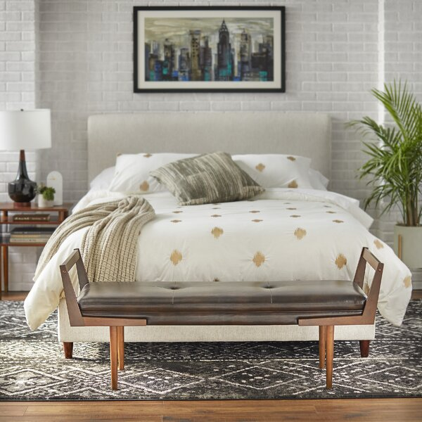 Stewartville Upholstered Bench by Corrigan Studio