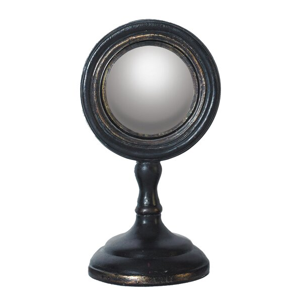 Throckmorton Classic Eye Makeup/Shaving Mirror by Winston Porter