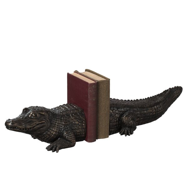 Make it Snappy Book Ends (Set of 2) by Birch Lane Kids™