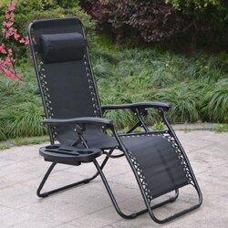 patio beach cup tray zero gravity chair - Zero Gravity Chair