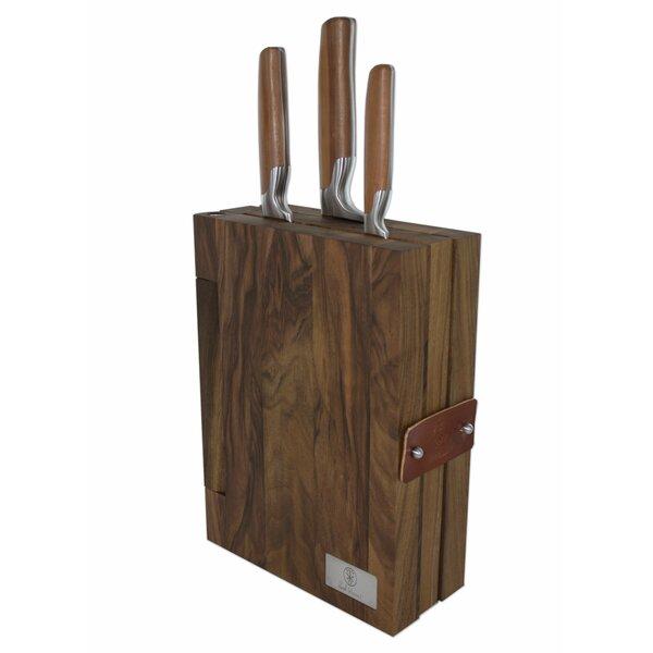 Sarah Weiner Handmade Knife Cutlery storage by mono