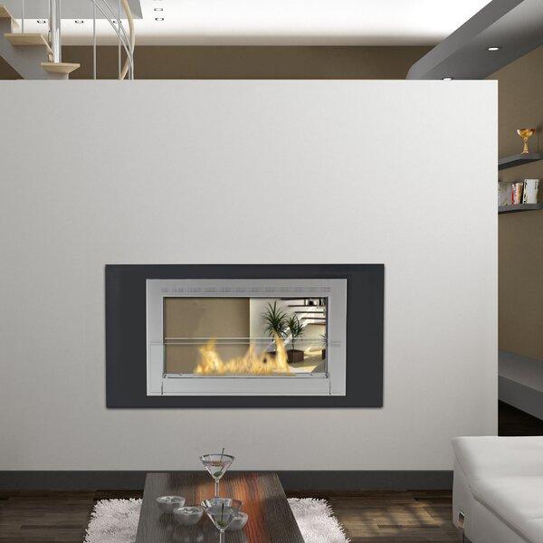 Montreal Bio-Ethanol Fireplace By Eco-Feu