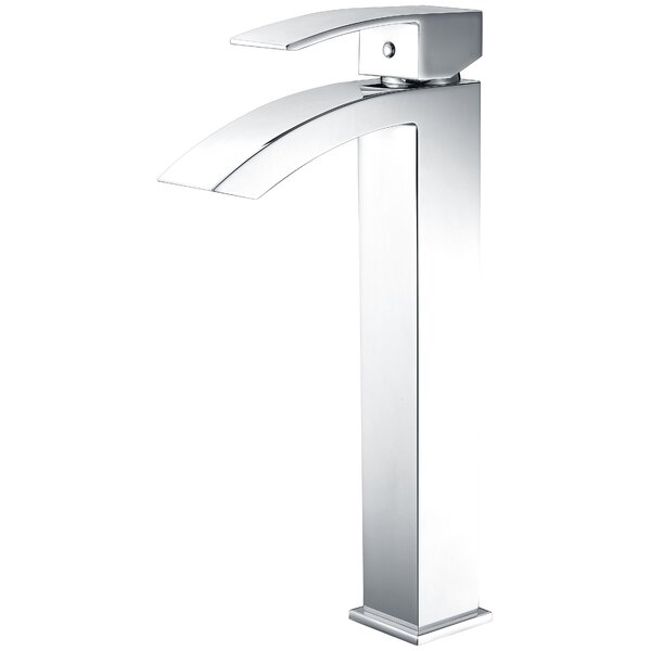 Tutti Single Hole Bathroom Faucet with Drain Assembly by ANZZI