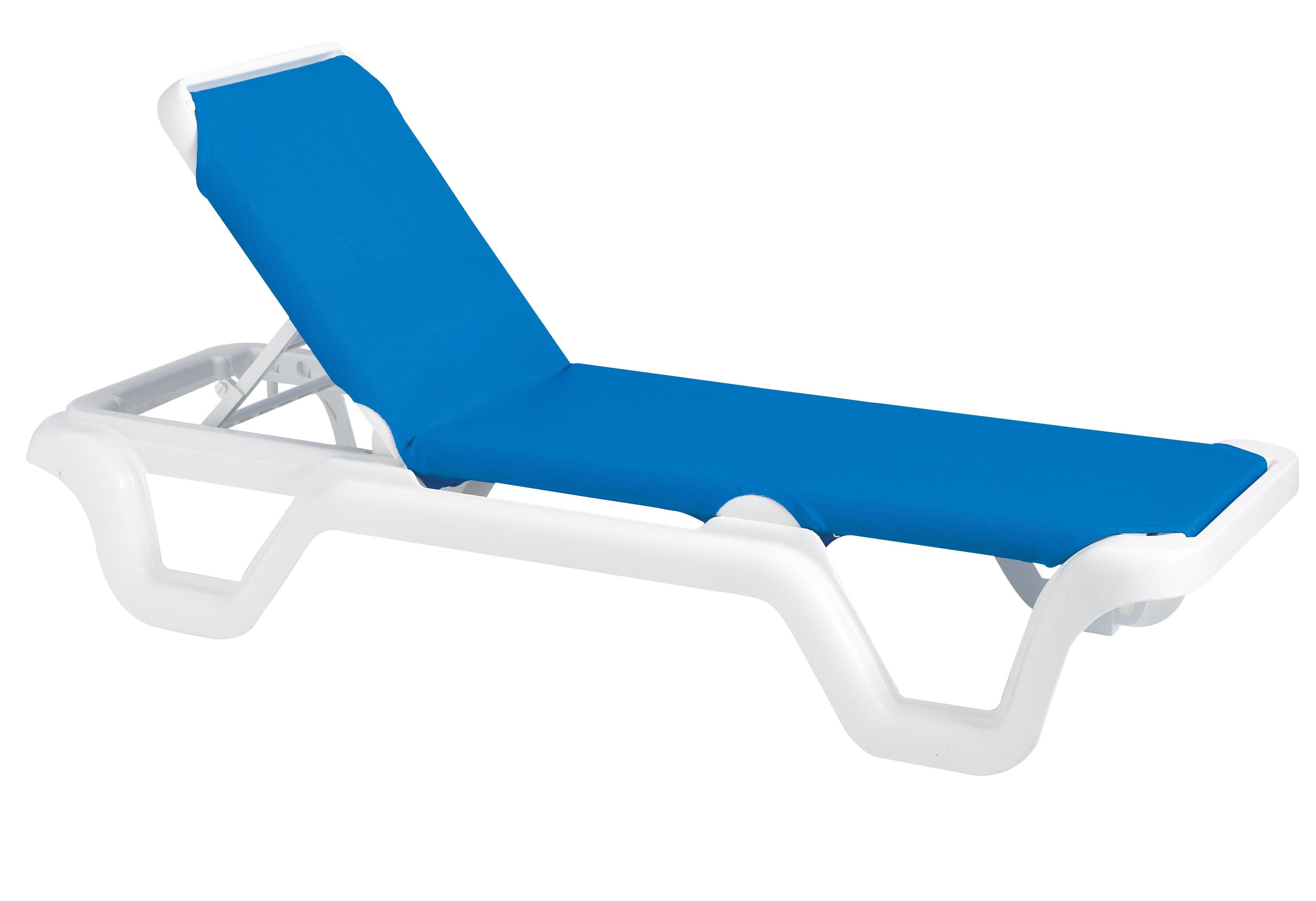 - Grosfillex Commercial Resin Furniture Marina Adjustable Sling