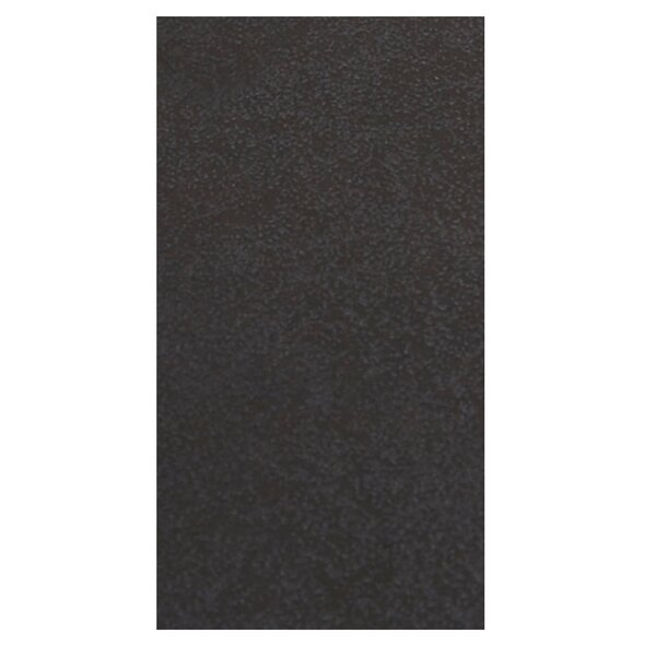 Loft 12 x 24 Porcelain Field Tile in Black by Casa Classica