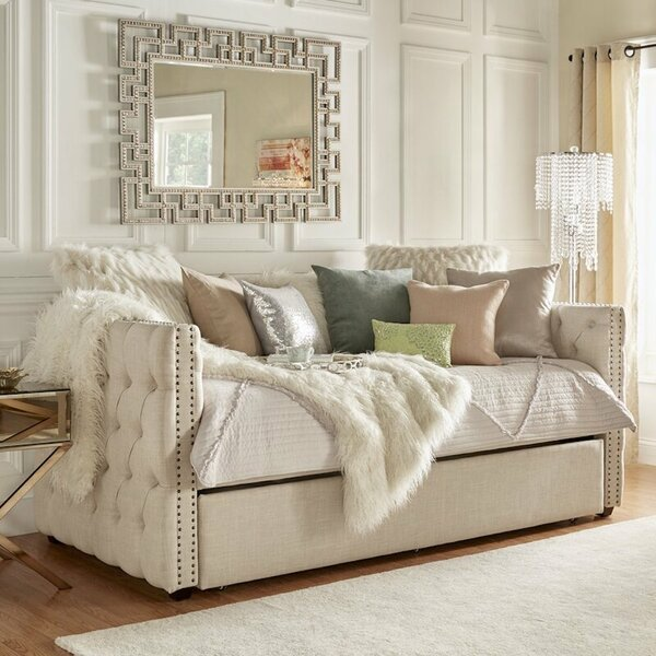 Berkhamsted Daybed With Trundle By Red Barrel Studio®
