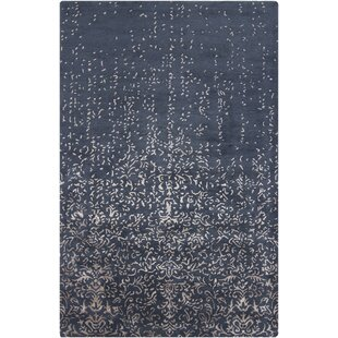 Looking for Holt Blue Abstract Area Rug By Rosdorf Park