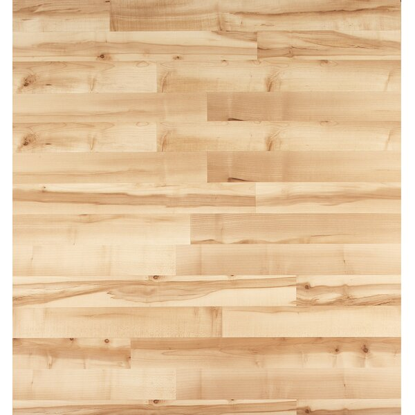 Home Series 12 x 24 Maple Laminate Flooring in Blonde Maple by Quick-Step