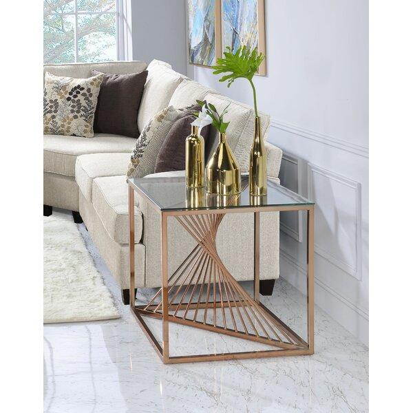 Welwyn End Table By Brayden Studio