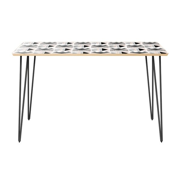 Hukill Dining Table by Bungalow Rose