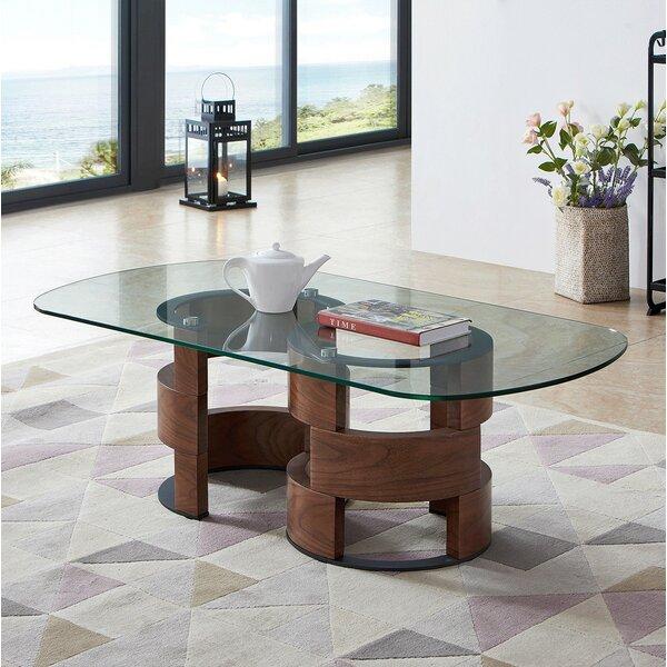 Urgeon Coffee Table by Orren Ellis